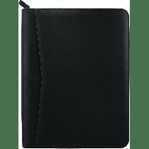 Terra Cotta Soft Zippered Padfolio