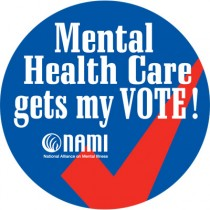 Mental Health Care GMV - 2.25 inch Buttons