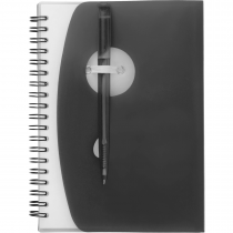 Spiral Notebook #4 with pen