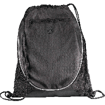 Cinch Backpack #2 with earbud port