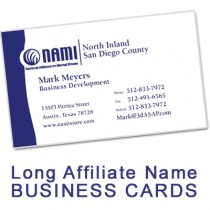 Business Card (Long Affiliate Name)