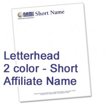 Letterhead (Short Affiliate Name)
