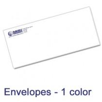 Envelope (1 color)